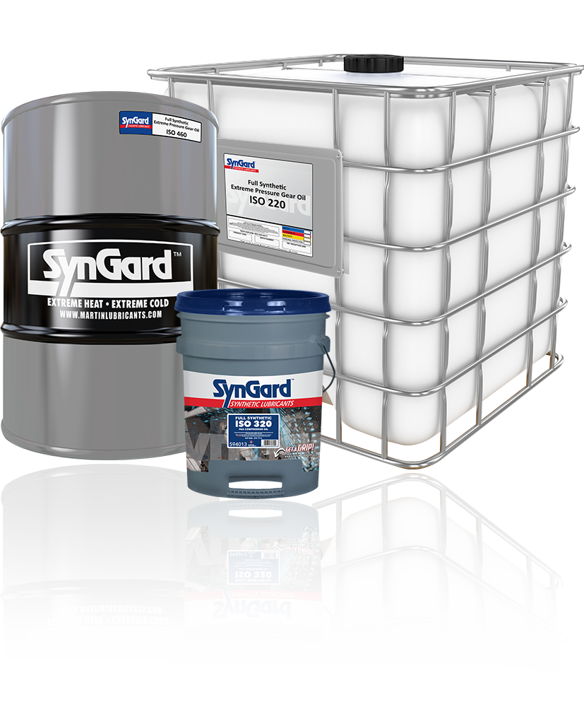 SynGard™ Industrial Extreme Pressure Gear Oil - Martin Syngard